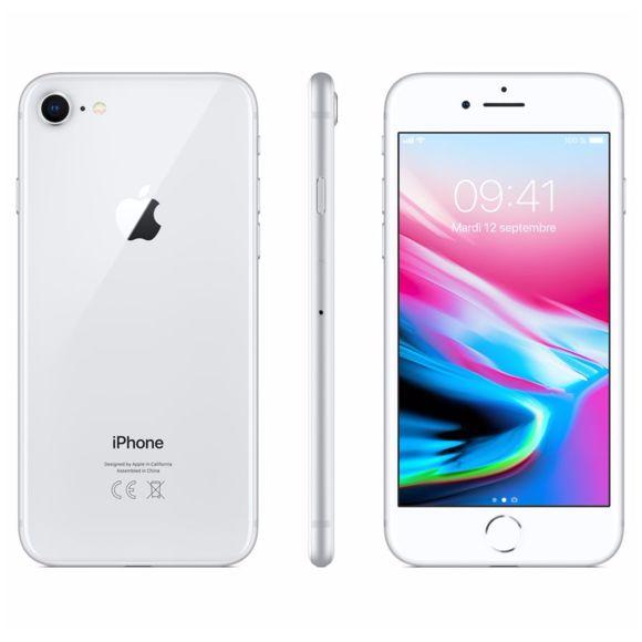 Iphone couleur argent