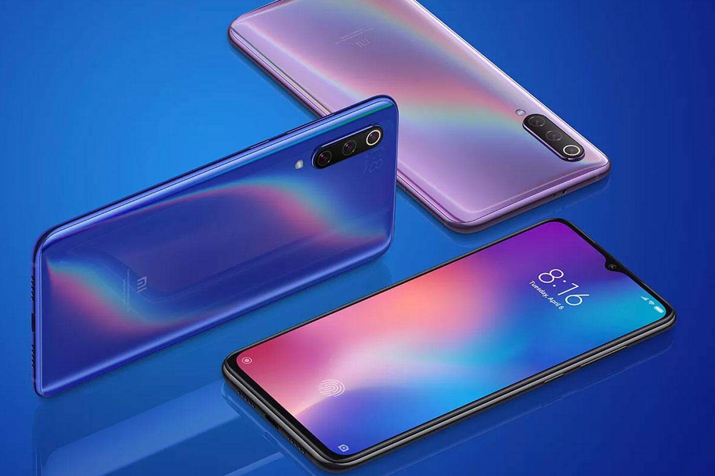 Xiaomi Mi 9 reconditionne