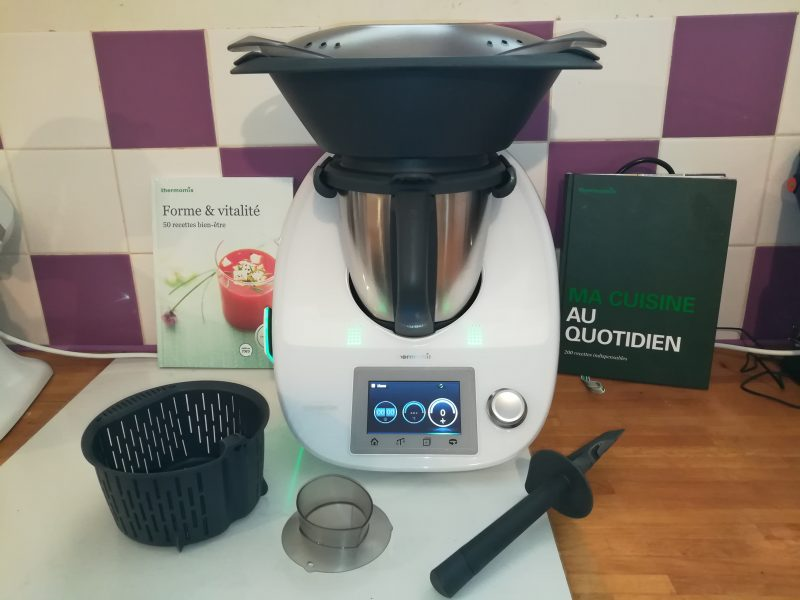 thermomix reconditionne