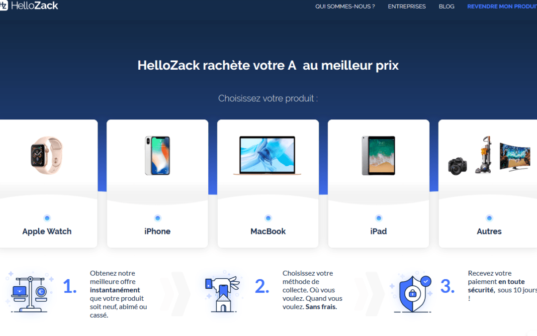 Qu'est-ce que HelloZack.fr et comment ça marche ? Notre avis