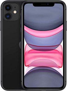 Apple iPhone 11 64GB Noir (Reconditionné)