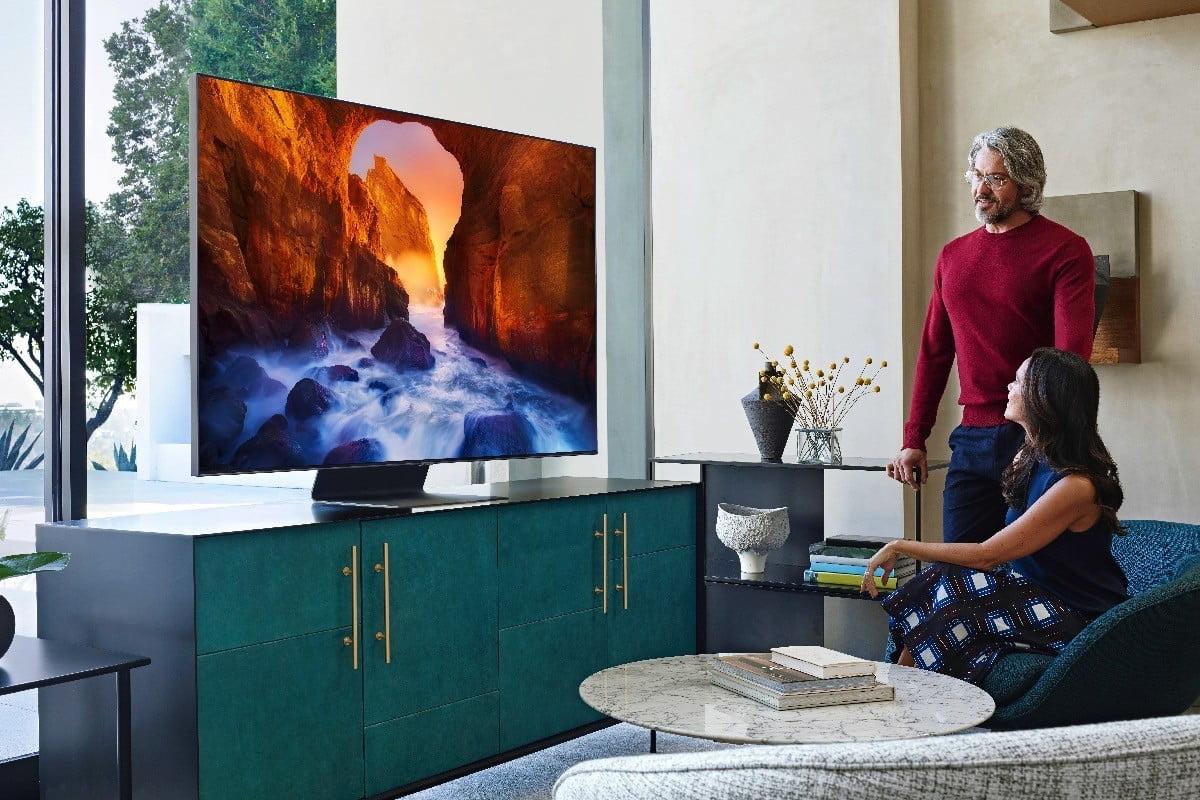 television reconditionnée